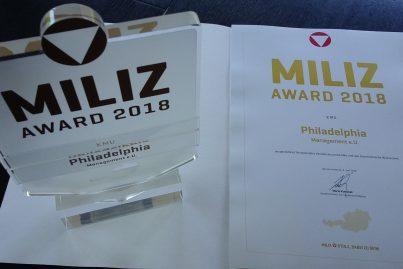 Miliz Award
